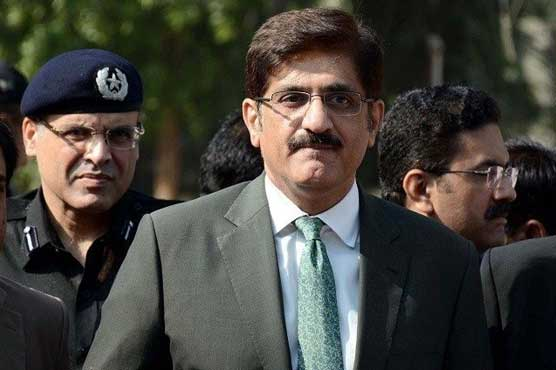 Fake accounts case: Murad Ali Shah to appear before NAB today