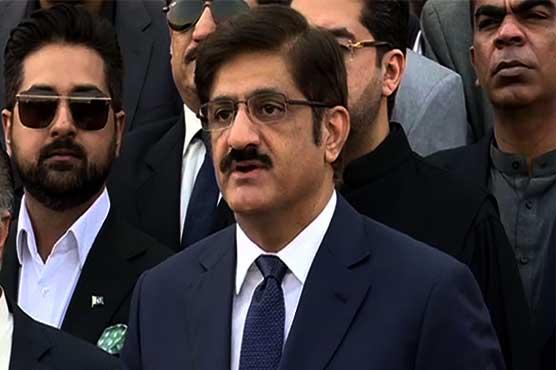 Fake bank accounts case: NAB interrogates Sindh CM Murad Ali Shah