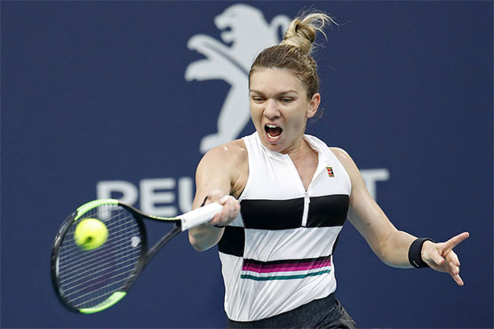 Halep speeds past 'inspiring' Venus into Miami Open quarterfinals