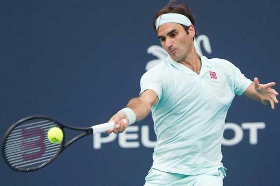 484147 72736614 - راجر فیڈرر میامی اوپن ٹینس کے چوتھے راؤنڈ میں پہنچ گئے