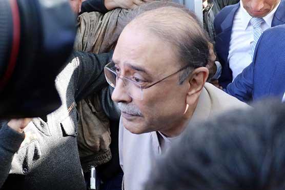 Zardari files pre-arrest bail plea in IHC