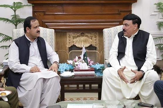 Railways minister calls on Punjab CM