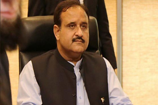 PTI govt committed to eliminating corruption: Usman Buzdar