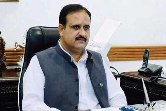 Equal development across Punjab is PTI's agenda: CM Buzdar