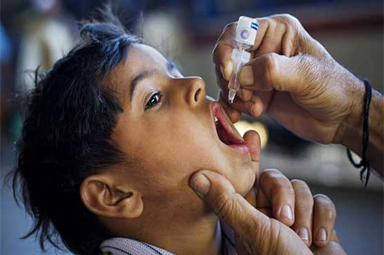 Toll reaches nine as another polio case surfaces in Lahore