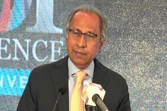 Not in govt's hand to control POL prices: Finance advisor Hafeez Shaikh