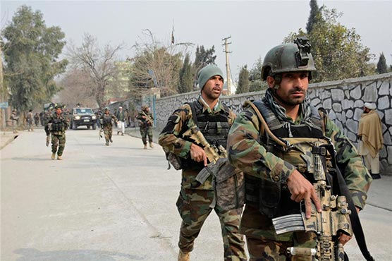 Taliban kill 13 in attack on police headquarters in Afghanistan