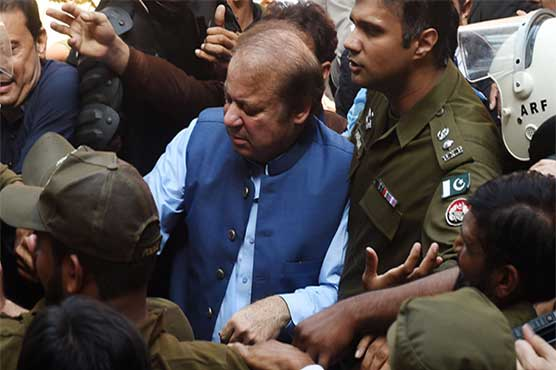 PML-N to set up 'solidarity camps' for Nawaz ahead of his return to jail