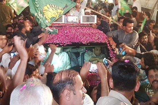 Nawaz returns to Kot Lakhpat Jail after expiry of six-week bail