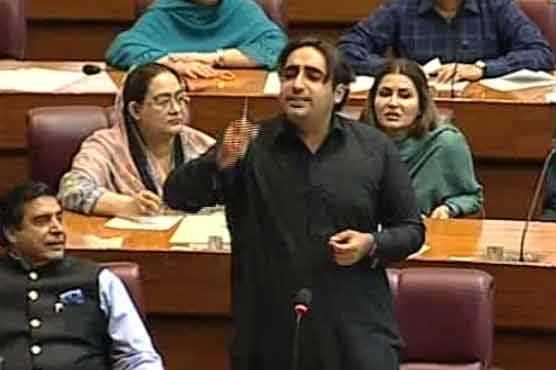 Govt seems to have surrendered ministry of finance, State Bank, FBR to IMF: Bilawal