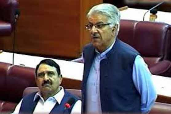 Won't let you run the House, Kh Asif tells NA speaker