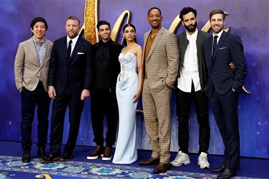 Will Smith Brings Own Fun Loving Genie To New Aladdin
