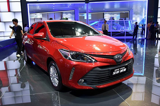 Toyota Likely To Launch 3rd Generation Vios In Pakistan Technology