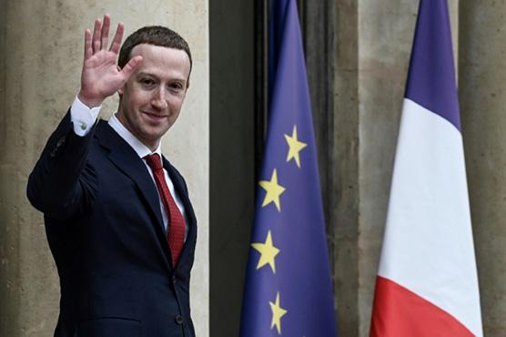 Zuckerberg 'optimistic' on regulation after Macron meeting