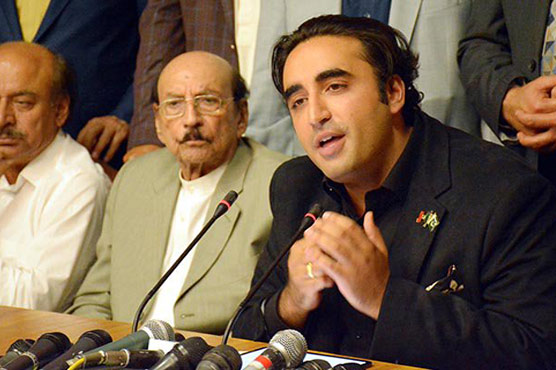Government bowed before international pressure again: Bilawal Bhutto