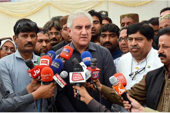 Some elements doesn't want to see stability in Pakistan: FM Qureshi