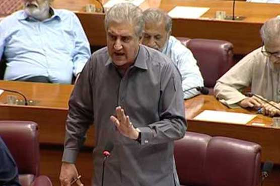 Nation, parliament united to complete CPEC: Shah Mehmood