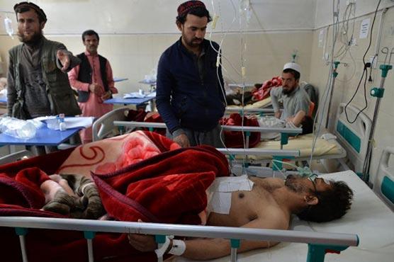 At least three dead as blasts rock eastern Afghan city