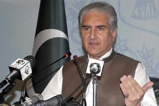 Govt decides to hold political dialogue for formation of South Punjab province: FM Qureshi