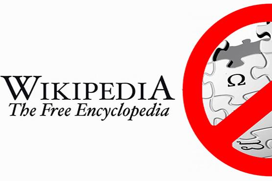 China blocks all language editions of Wikipedia