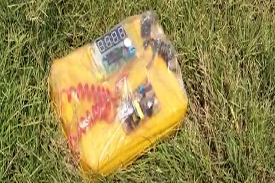 Fake bomb planted in Faisalabad to terrorize people