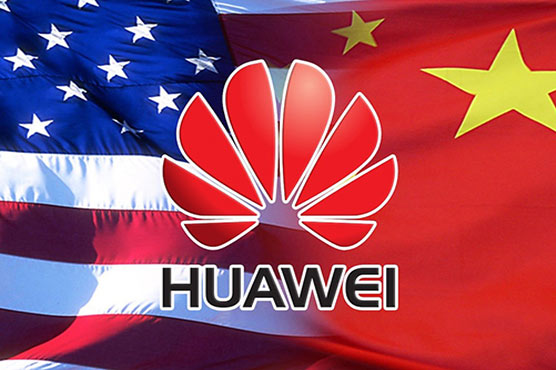 China urges US to stop wrong actions against Huawei