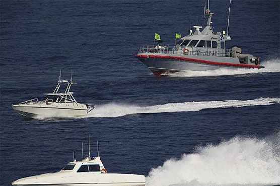 Iranian missiles on small boats spotted in Persian Gulf: US official