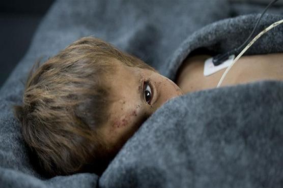 3 children killed in roadside explosion in Afghanistan