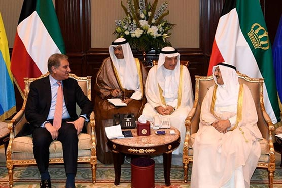 Kuwait Emir assures efforts to resolve Pakistan community's visa issues