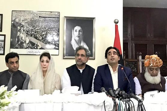 Opposition announces anti-govt protest after Eidul Fitr