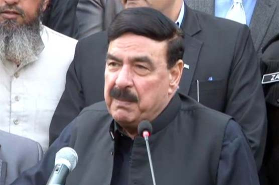 Court directives on KCR project to be implemented: Sheikh Rashid