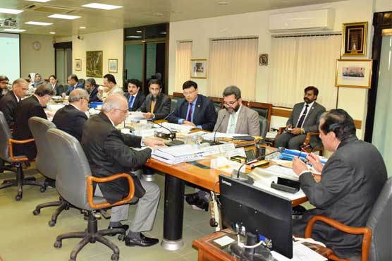 NAB chief directs to take cases against proclaimed offenders to logical end