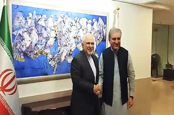 Iran, Pakistan discuss bilateral relations and border security issues