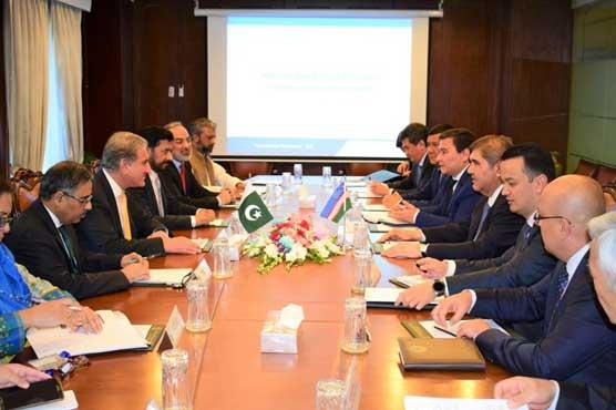 Pakistan, Uzbekistan agree to strengthen bilateral trade