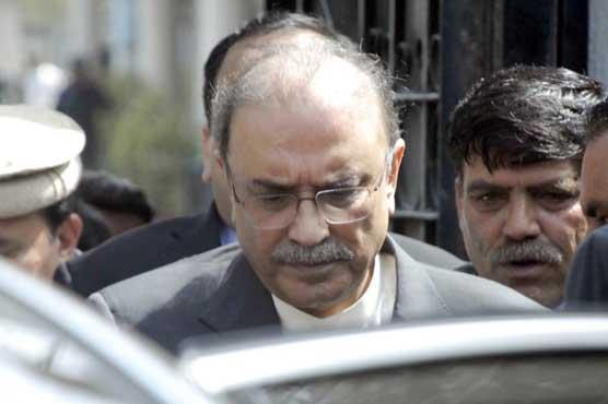 Zardari references: IHC annoyed with NAB investigators