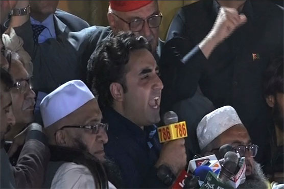 Masses not ready to accept 'selected' Prime Minister: Bilawal