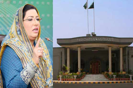 IHC issues another criminal contempt notice to Dr Firdous