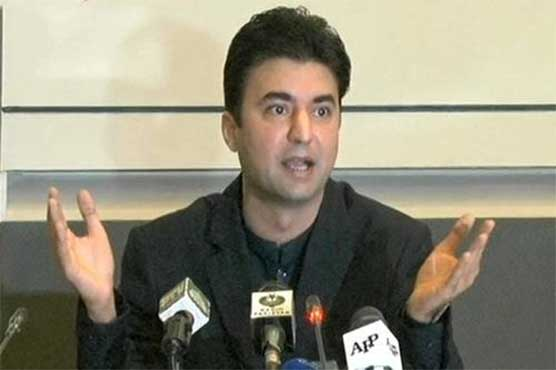 All corrupts have gathered in one place: Murad Saeed