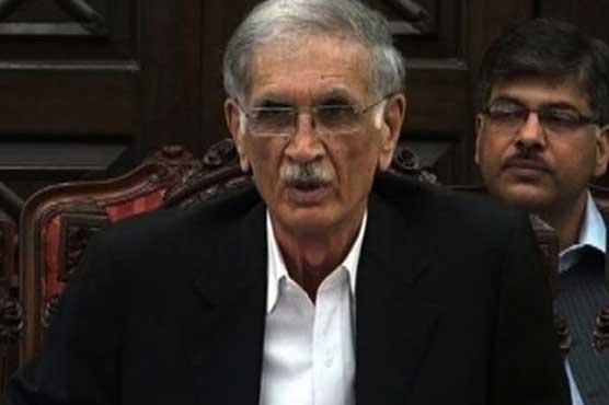 Govt won't contact Rehbar Committee for two days: Pervaiz Khattak