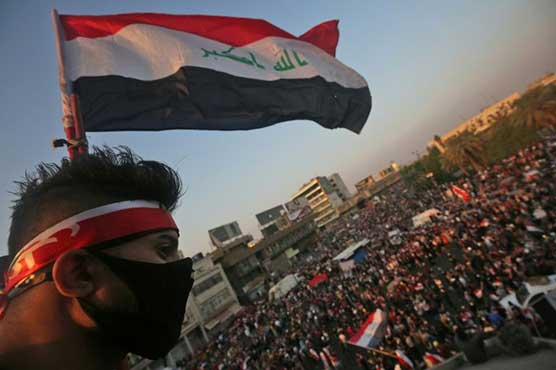 Iraq protests enter second month, defying pledges of reform