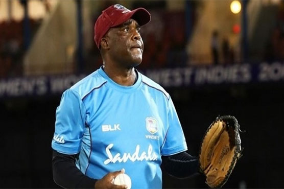 Walsh appointed as interim assistant coach for West Indies Women