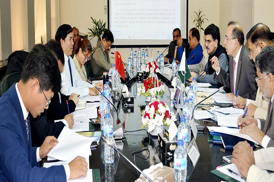 Pakistan, China agree on joint ventures in agricultural sectors