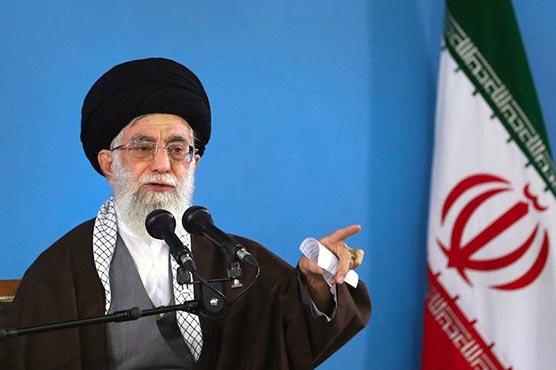 Iran's Khamenei renews ban on talks with U.S. - TV