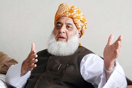 Azadi March: APC underway by Fazlur Rehman to plan next moves