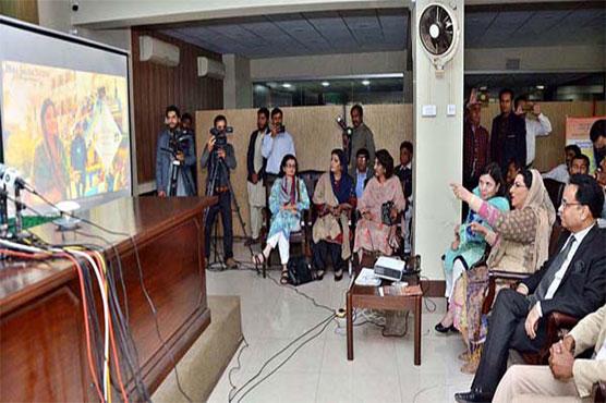 Minorities enjoy complete religious freedom in Pakistan: Firdous