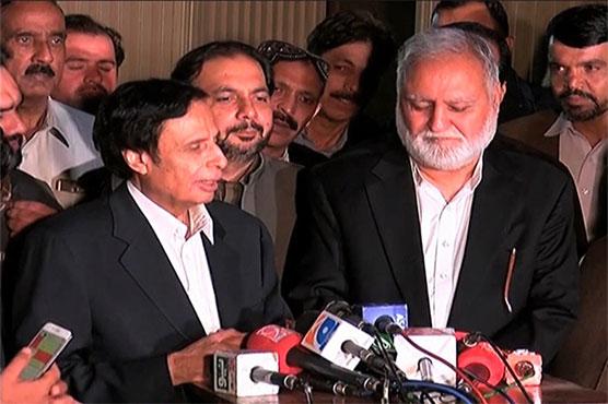 Issues between Govt, JUI-F should be resolved soon: Pervaiz Elahi