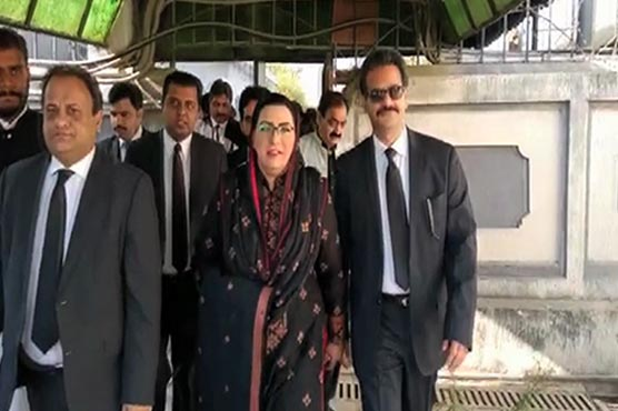 Contempt case: IHC rejects Dr Firdous' apology, orders to submit reply till Nov 11