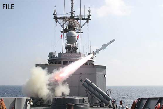 Pakistan Navy successfully test-fires land based anti ship missile
