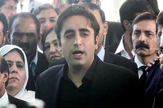 Bilawal asks courts to deliver justice to Benazir Bhutto