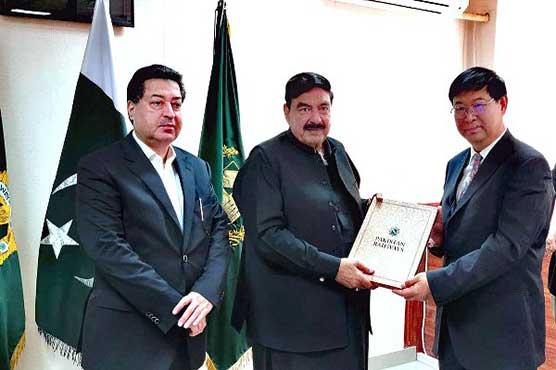 ML-I flagship project of incumbent government: Sheikh Rashid